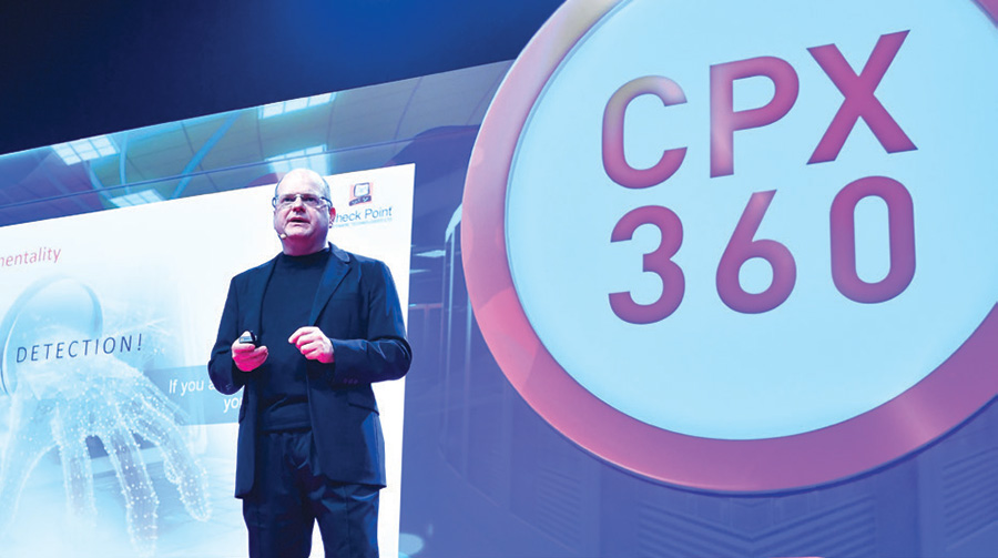 เช็คพอยท์ เปิดตัวการรักษาความปลอดภัยสำหรับเครือข่ายระดับไฮเปอร์สเกลครั้งแรกในอุตสาหกรรมที่งานประชุมประจำปี CPX360