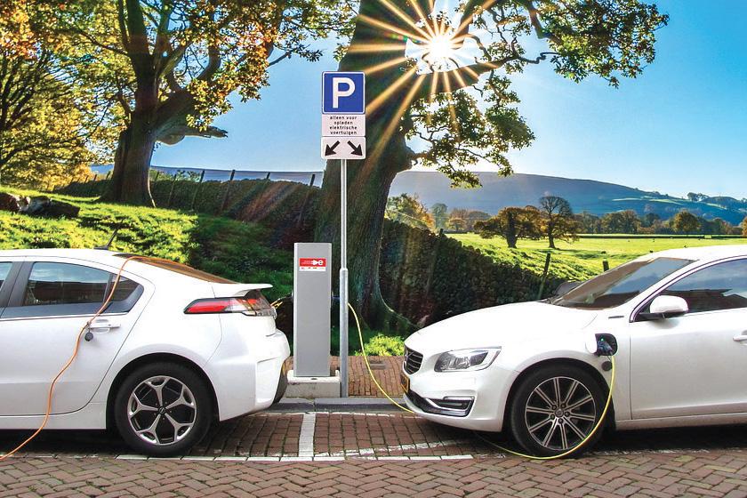 รถยนต์ไฟฟ้า รถไฟฟ้า รถไฟไฟฟ้า