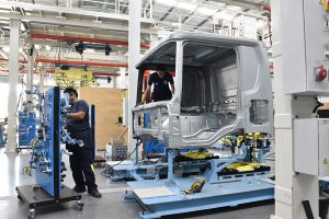 Scania new assembly facility in Thailand