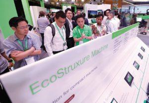 ชไนเดอร์ อิเล็คทริค รุกตลาดลุยจัดงานโชว์นวัตกรรมที่สิงคโปร์