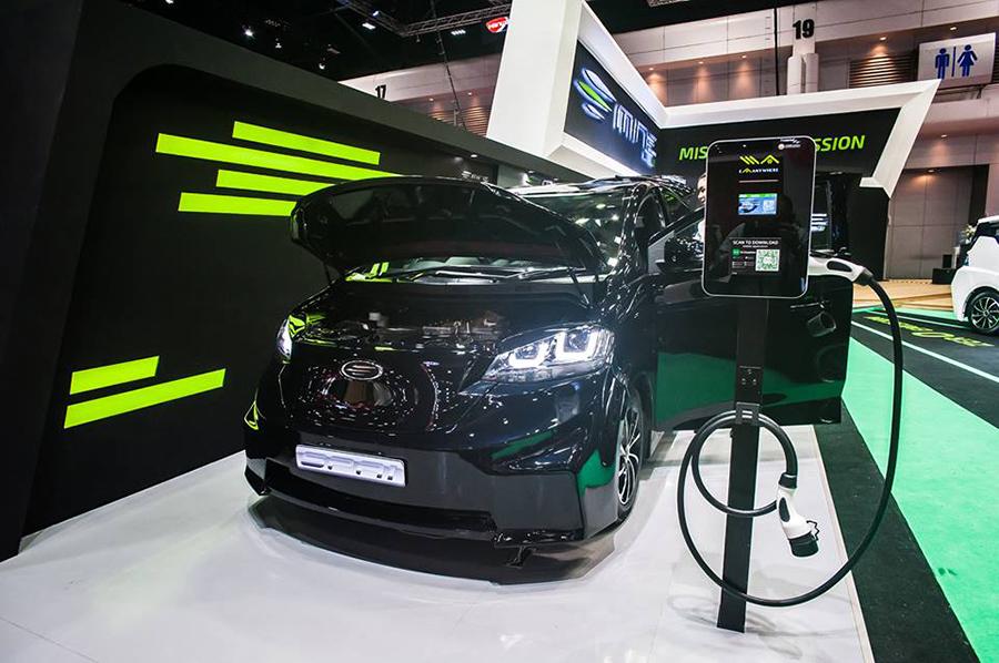 รับยุค Energy 4.0 ต้นปีหน้าบริษัทย่อย EA ผุดรถอีวีแท็กซี่ 3,500 คัน ชาร์จ 15 นาที วิ่งยาว 200 กม.
