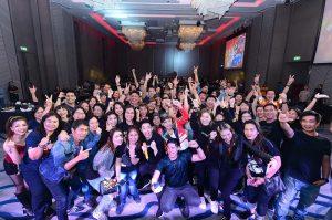 ริโก้ ประเทศไทย, RICOH, งานแรลลี่, RICOH Rock Star Party 2019, สร้างจิตสำนึกรักษ์โลก