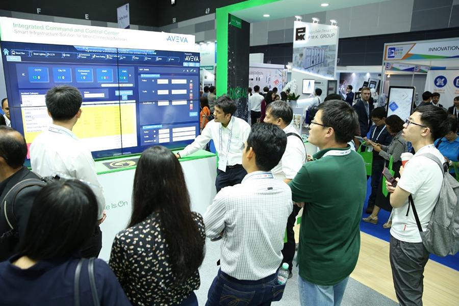 ชไนเดอร์ อิเล็คทริค ร่วมแสดงเทคโนโลยีสุดล้ำในงาน IEEE PES GTD ASIA 2019