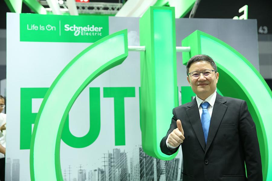 มงคล ตั้งศิริวิช รองประธานฝ่ายธุรกิจพลังงาน ชไนเดอร์ อิเล็คทริค ประเทศไทย