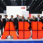 งานIEEE PES GTD Asia 2019 ที่บูท ABB