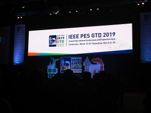 งานพลังงานไฟฟ้าที่ใหญ่ที่สุดในเอเชีย IEEE PES GTD ASIA 2019 @ไบเทค บางนา