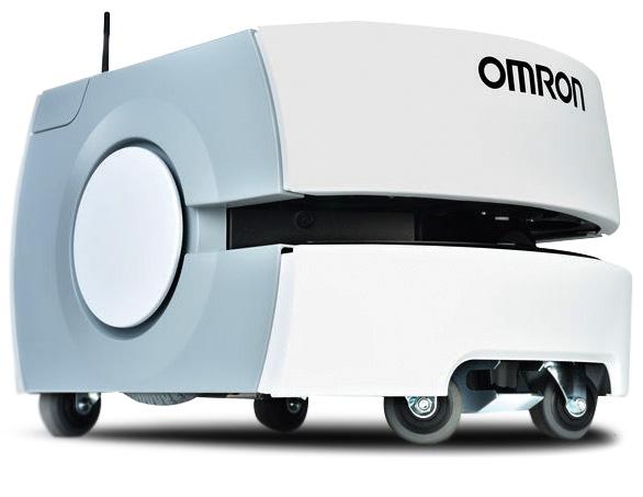 หุ่นยนต์ Omron