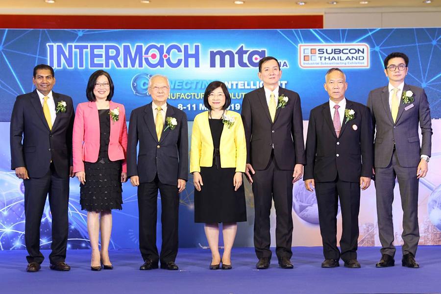 งานอินเตอร์แมค-ซับคอนไทยแลนด์ 2019 ผลักดันผู้ประกอบการไทยมุ่งสู่อุตสาหกรรมแห่งอนาคต