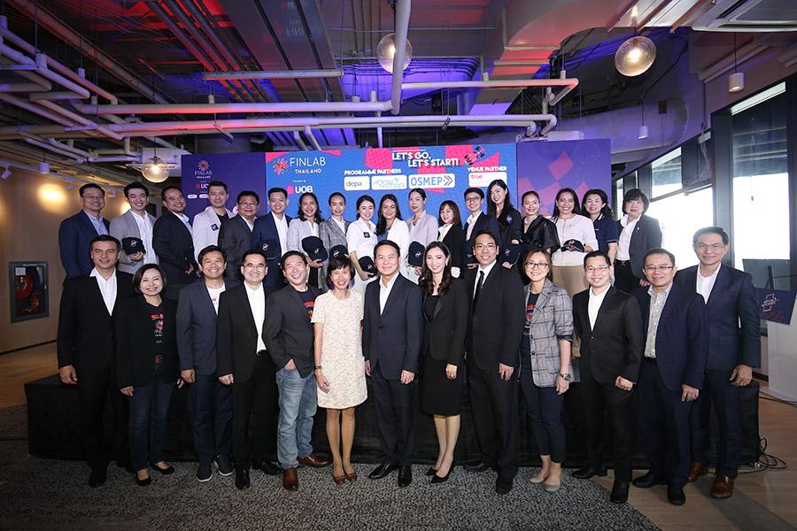 ยูโอบี (ไทย) ร่วมกับ เดอะ ฟินแล็บ เปิดตัว 15 SMEs ไทย ที่จะพลิกโฉมสู่ดิจิทัลเต็มตัวไปกับโครงการ Smart Business Transformation
