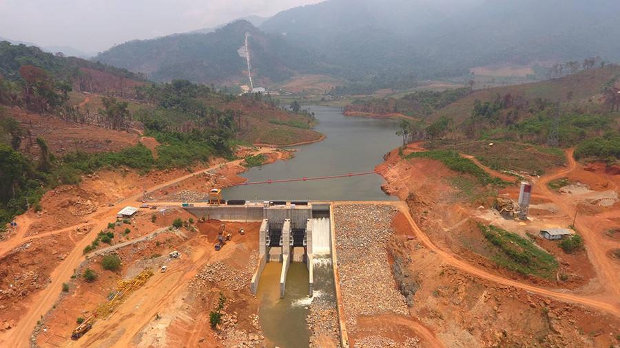 'BGRIM' เติบโตตามแผน เดินหน้า COD โรงไฟฟ้าพลังน้ำ น้ำแจ 15 เมกะวัตต์ ที่ สปป.ลาว