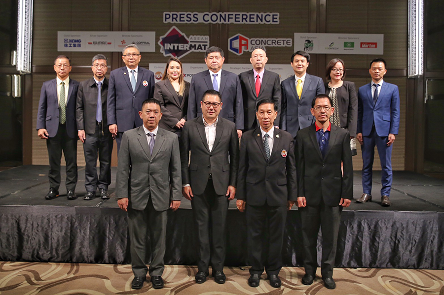 อิมแพ็ค จัดงาน INTERMAT ASEAN และ CONCRETE ASIA 2019 หนุนอุตสาหกรรมก่อสร้าง โครงสร้างพื้นฐาน และคอนกรีต ระดับภูมิภาค