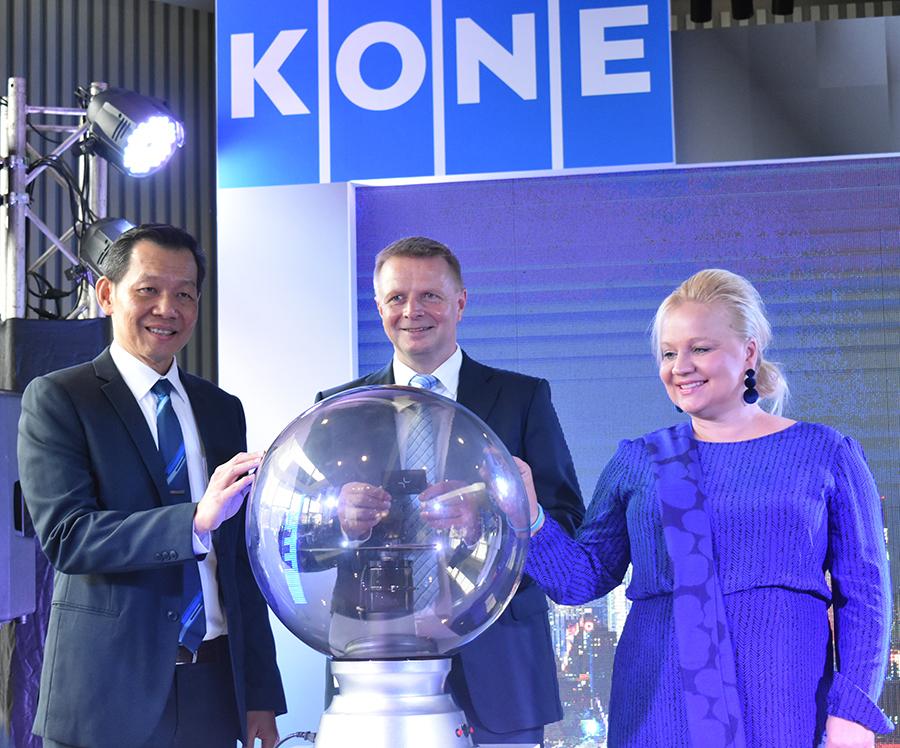 KONE เปิดศูนย์อบรมอัจฉริยะให้บริการลูกค้าในประเทศไทย