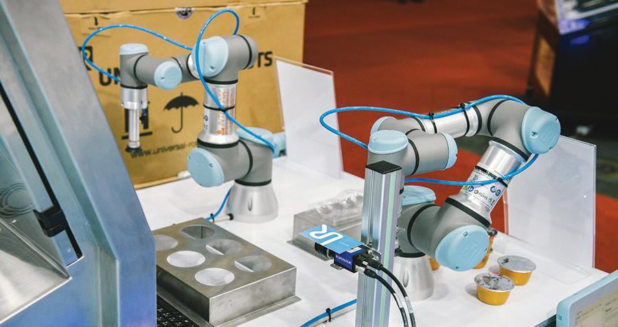 เทคโนโลยีโคบอท (หุ่นยนต์ที่ทำงานร่วมกับมนุษย์)