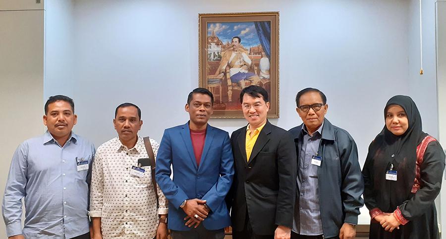 หน่วยส่งเสริมการลงทุนอินโดนีเซียหารือบีโอไอ