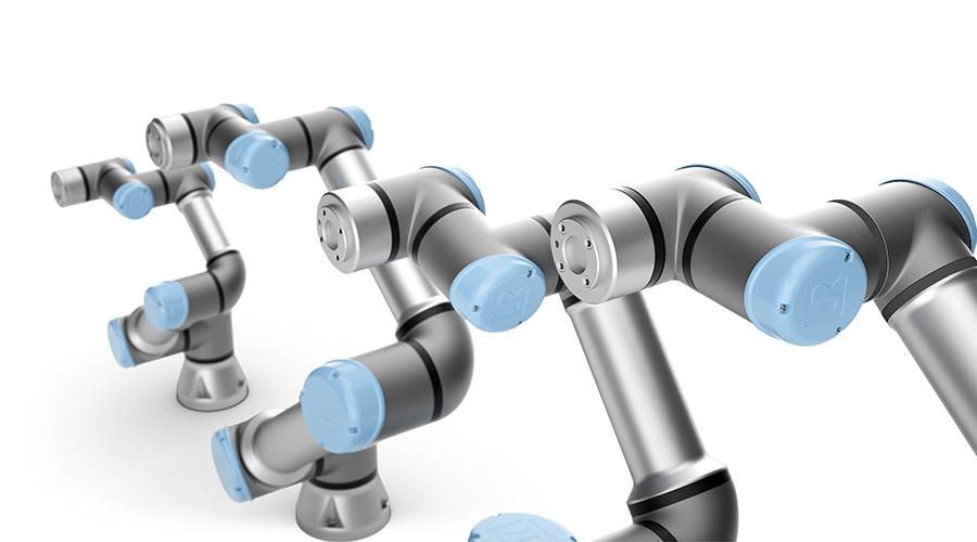 ยูนิเวอร์ซัล โรบอทส์ เปิดตัว โคบอท (Cobot) สำหรับงานบรรทุกหนักที่แข็งแรงทนทานเพื่อใช้ในการทำงานระบบอัตโนมัติร่วมกับมนุษย์