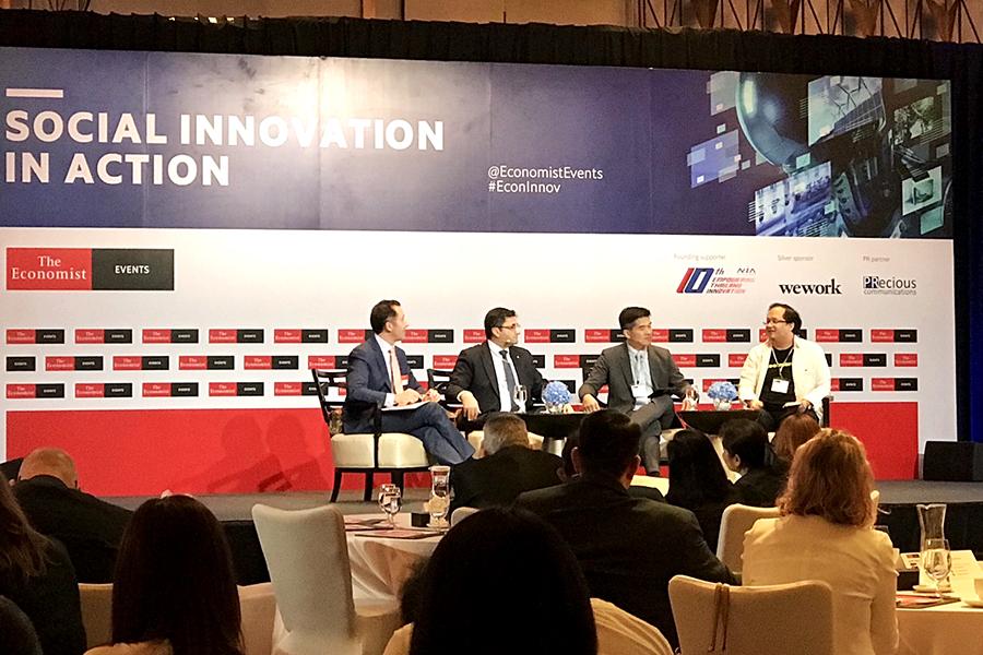 ปฏิบัติการนวัตกรรมเพื่อสังคม 2019 ...อนาคตของนวัตกรรมเพื่อสังคมในเอเชีย