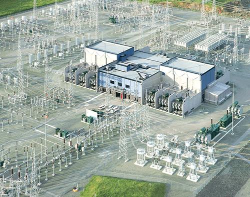 อุตสาหกรรมไฟฟ้า