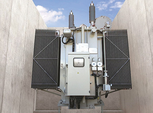 ตัวหม้อแปลงไฟฟ้าระบบดิจิทัล