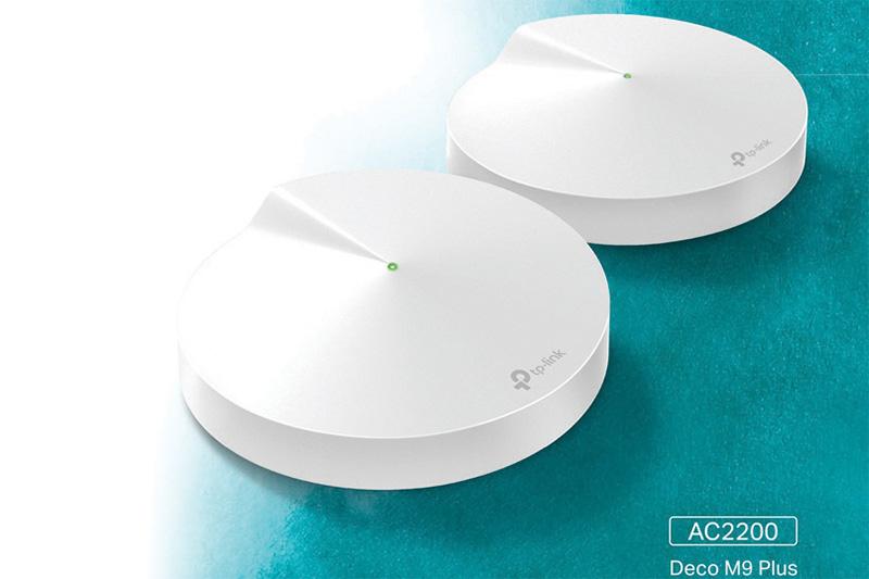 Deco M9 Plus อุปกรณ์ปล่อยสัญญาณ Wi-Fi รุ่น AC2200