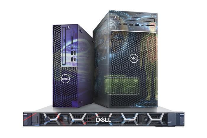 เครื่อง Dell Precision 3630 Tower