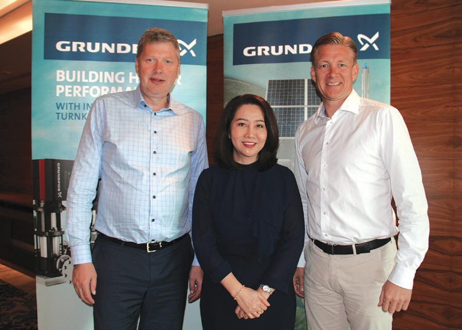 กรุนด์ฟอส ฉลอง 25 ปี แห่งความสำเร็จ ตอกย้ำความเป็นผู้นำธุรกิจปั๊มน้ำระดับโลก