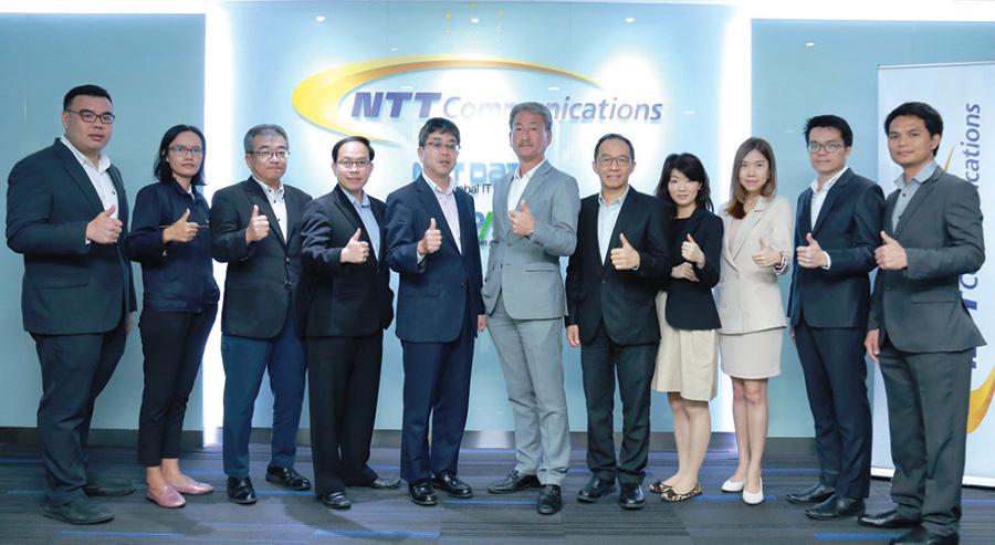 เอ็นทีที คอม ตอกย้ำคุณภาพการปกป้องข้อมูลในดาต้า เซ็นเตอร์ โชว์รายงาน SOC แห่งเดียวในประเทศไทย