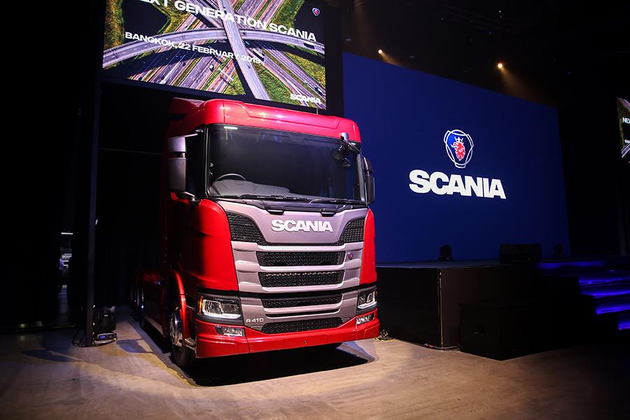 สแกนเนียเปิดตัวรถบรรทุกรุ่นใหม่และโรงงานใหม่ ประกาศความเป็นผู้นำในด้านการขนส่งที่ยั่งยืนในประเทศไทย