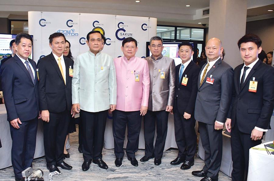 ก.วิทย์ฯ นำผลงานวิจัยร่วมผู้ประกอบการไทยโชว์ทำเนียบรัฐบาล