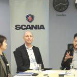 สแกนเนีย ประกาศความสำเร็จต่อเนื่อง พร้อมเปิดตัวรถบรรทุกรุ่นใหม่และโรงงานในไทย