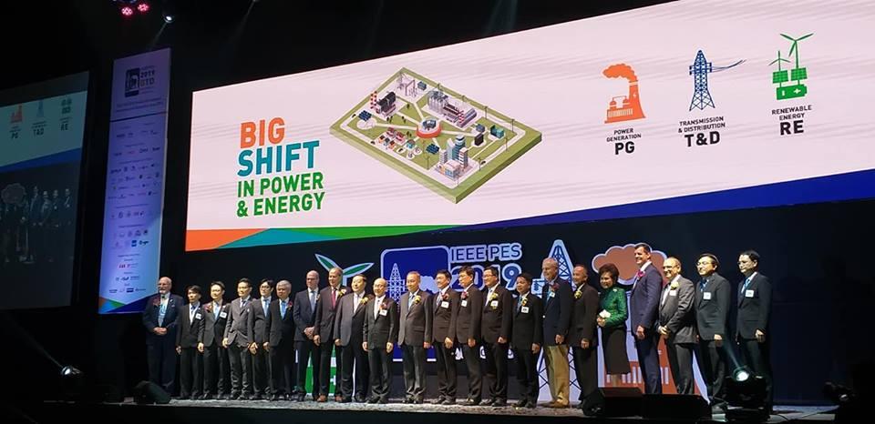 3 การไฟฟ้า ร่วมจัดงานนิทรรศการนานาชาติ IEEE PES GTD ASIA 2019 โชว์นวัตกรรมไฟฟ้าสุดล้ำแห่งอนาคต