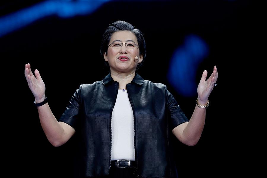 ดร. ลิซ่า ซู President and CEO of AMD