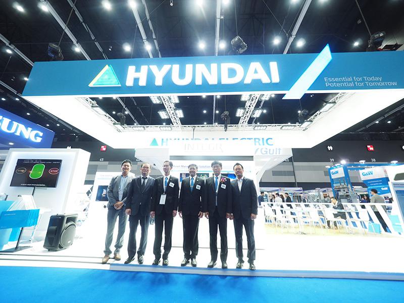 HYUNDAI ELECTRIC เข้าร่วมงาน IEEE PES GTD ASIA 2019