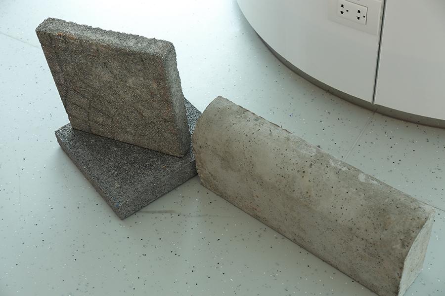 MQDC concrete