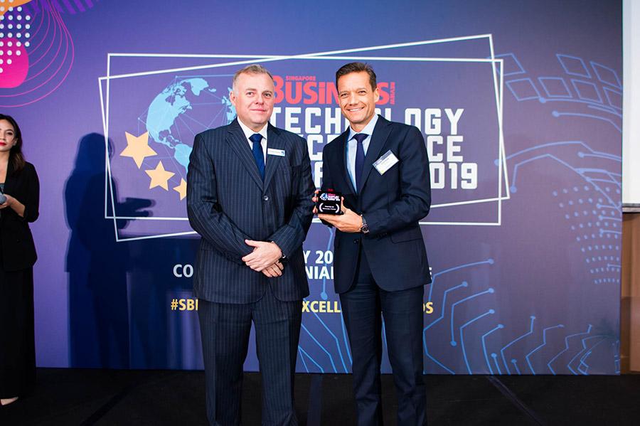 บริการจัดการภัยคุกคามอัจฉริยะจาก Kaspersky Lab คว้ารางวัลด้านบริการไอทียอดเยี่ยม SBR Technology Excellence ในปีนี้