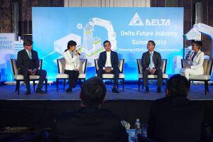 งานสัมมนา Delta Future Industry Summit 2019