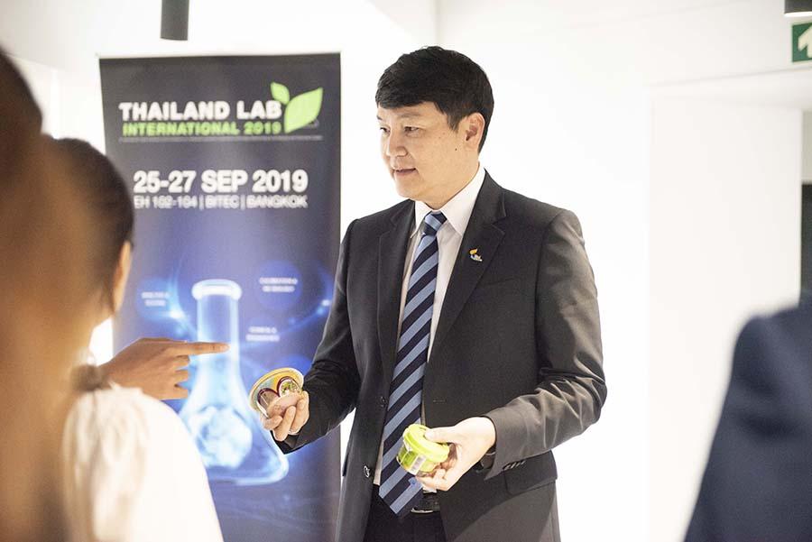 ศูนย์นวัตกรรมไทยยูเนี่ยน... นวัตกรรมที่ช่วยสร้างความแตกต่างและความได้เปรียบในการแข่งขัน