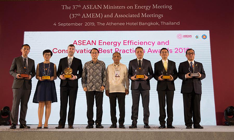 เดลต้า คว้ารางวัล ASEAN Energy Award 2019 ประเภทอาคารสีเขียว