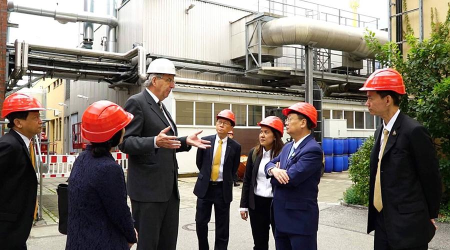 กฟผ. จับมือ Stadtwerke Rosenheim ลงนาม MOU พัฒนาโครงการโรงไฟฟ้าชุมชน
