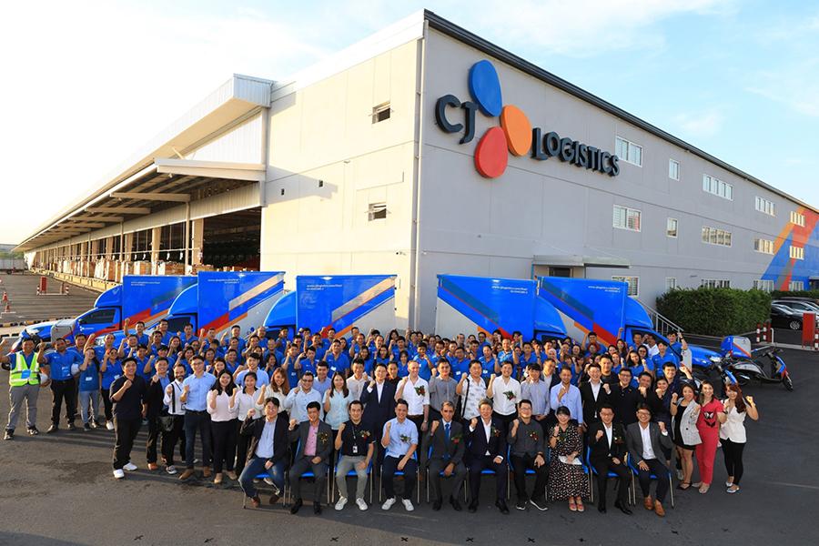 CJ Logistics เปิดตัว Smart Hub Bangna ศูนย์กระจายสินค้าและพัสดุแห่งใหม่ มุ่งสู่การเป็นอันดับหนึ่งของประเทศไทย