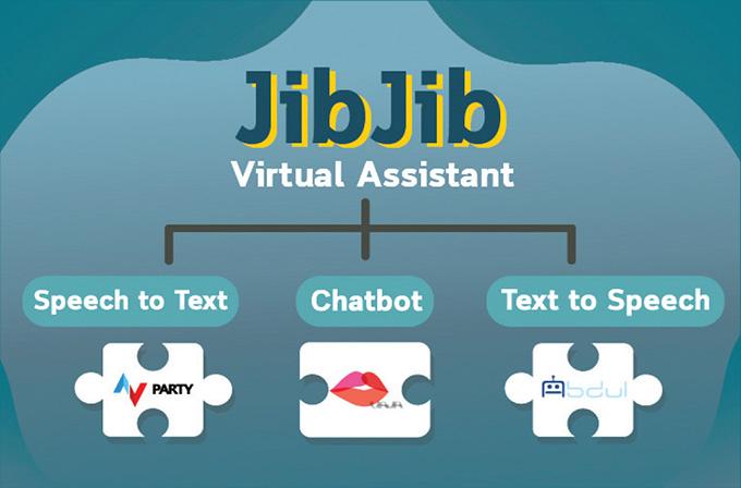 JibJib Virtual Assistant