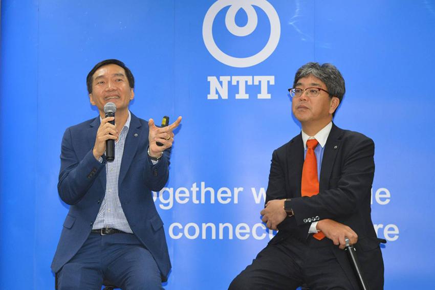 NTT ประกาศเปิดบ้านในไทย พร้อมรุกตลาดประเทศไทย กัมพูชา เมียนมาร์ และลาว ชูนวัตกรรมอัจฉริยะครบวงจร
