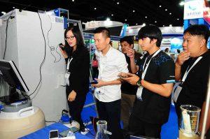 งาน Thailand LAB INTERNATIONAL