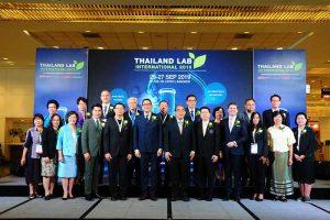 งาน Thailand LAB INTERNATIONAL งานแสดงสินค้าและงานประชุมนานาชาติด้านเครื่องมือห้องปฏิบัติการวิทยาศาสต