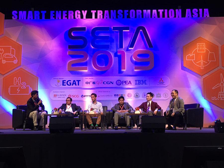 ปฐกถาในงาน SETA 2019