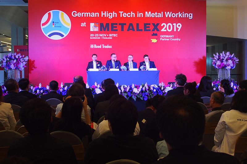 เริ่มแล้ว งาน METALEX 2019 งานโลหะการสุดยิ่งใหญ่ เพื่อนักอุตสาหกรรม ยุค 4.0