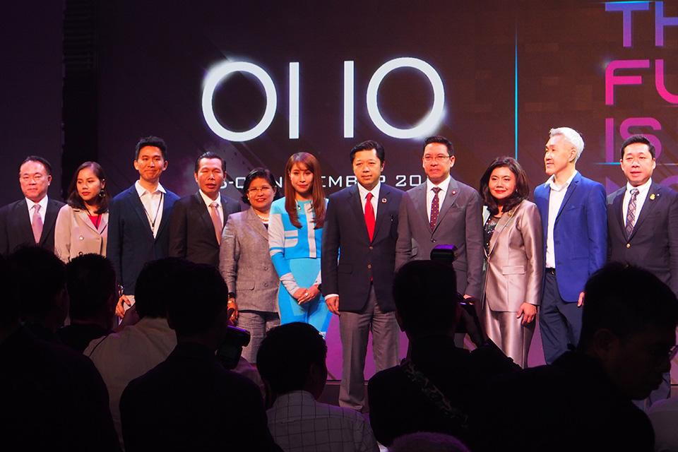 """""""OIIO"""" (ศูนย์หนึ่งหนึ่งศูนย์) Thailand TECHLAND 2019"""