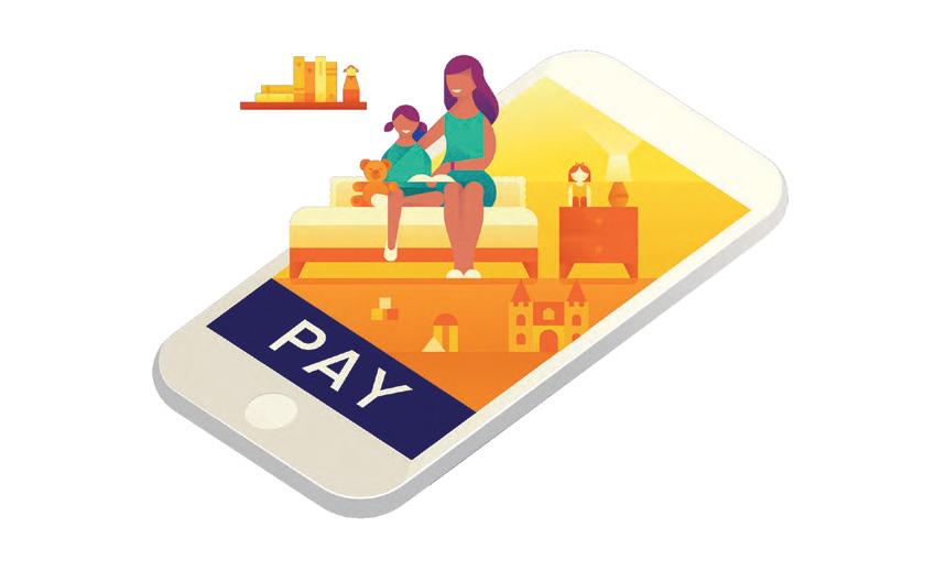 การชำระค่าโดยสารรถขนส่งสาธารณะด้วยบัตรเครดิต