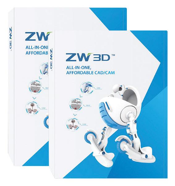 ซอฟต์แวร์ ZW3D สำหรับ CAD/CAM