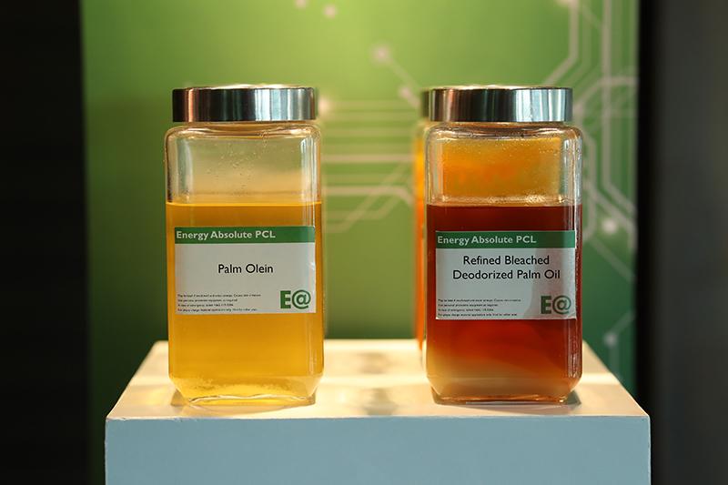 PCM (Phase Change Material) จากน้ำมันปาล์ม