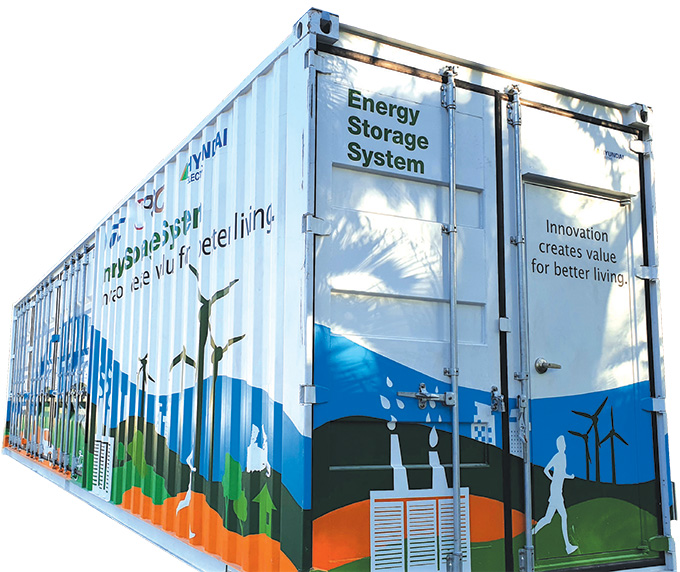 Energy Storage Trends